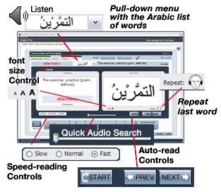 Bilingual menus eArabic Pro 6.0